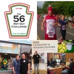 Take on a challenge (or 56!) to raise awareness and funds