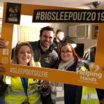 Wasps joining us for #BigSleepout19