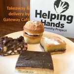 4 cake box from Gateway Cafe