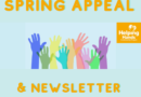 Support our Spring Appeal all details in our Newsletter